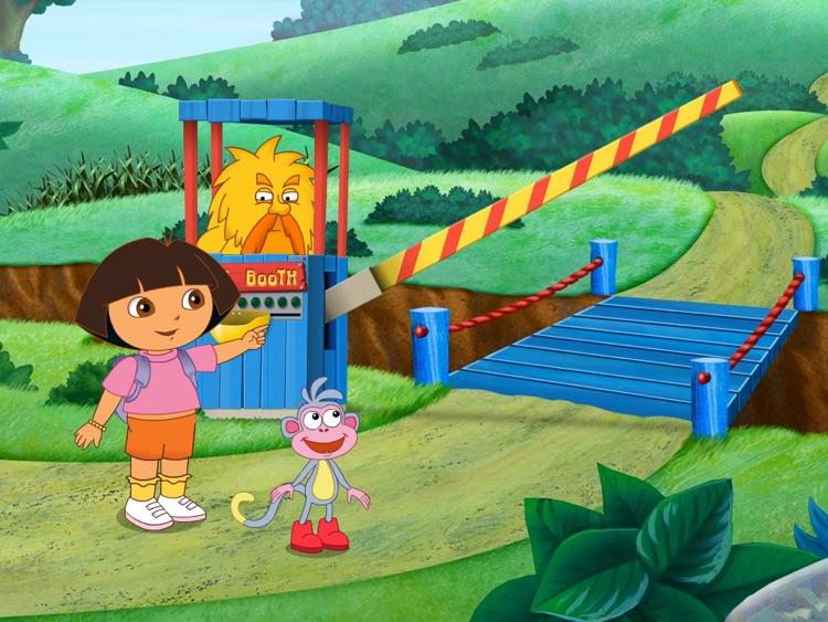Dora ABCs Vol 2:  Rhyming Words HD