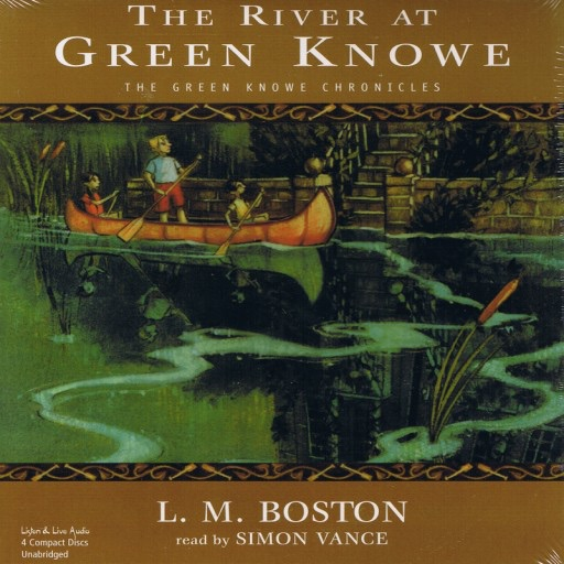 The River At Green Knowe (Audiobook)