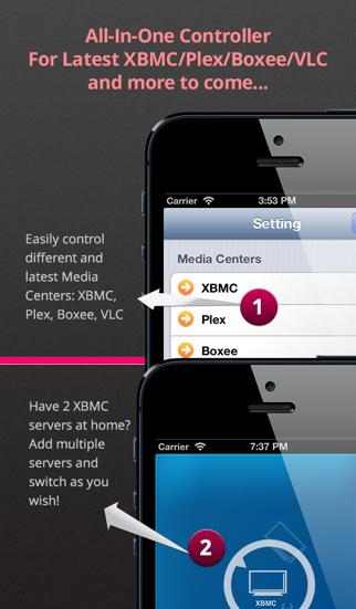 PlayMote-Plex/VLC/XBMC/Boxee Gesture Controller