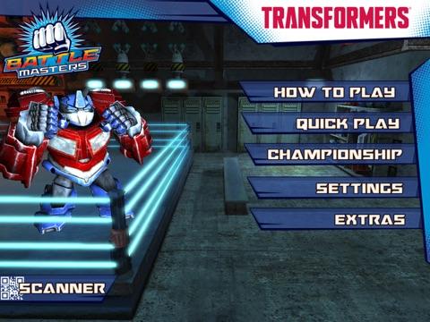 Transformers: Battle Masters-ipad-0