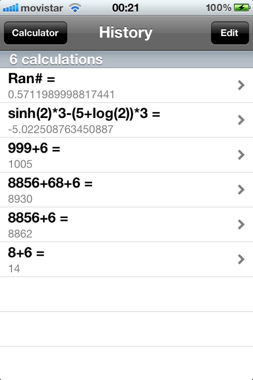 Sci Calc screenshot-2