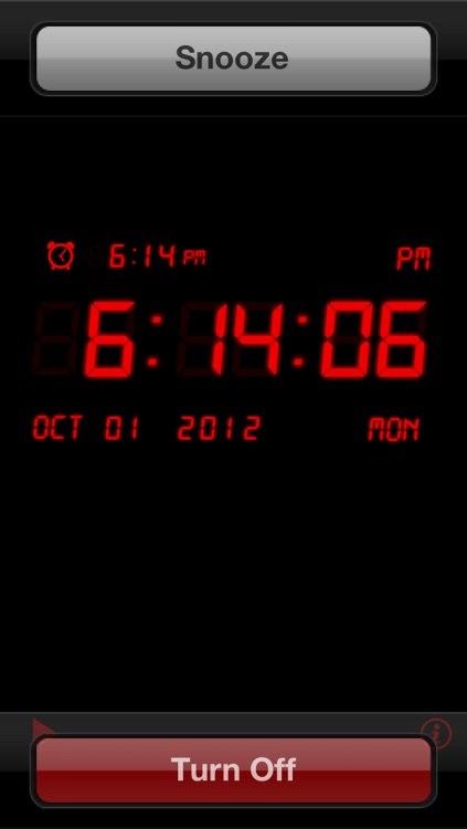 Alarm Music Clock screenshot-3