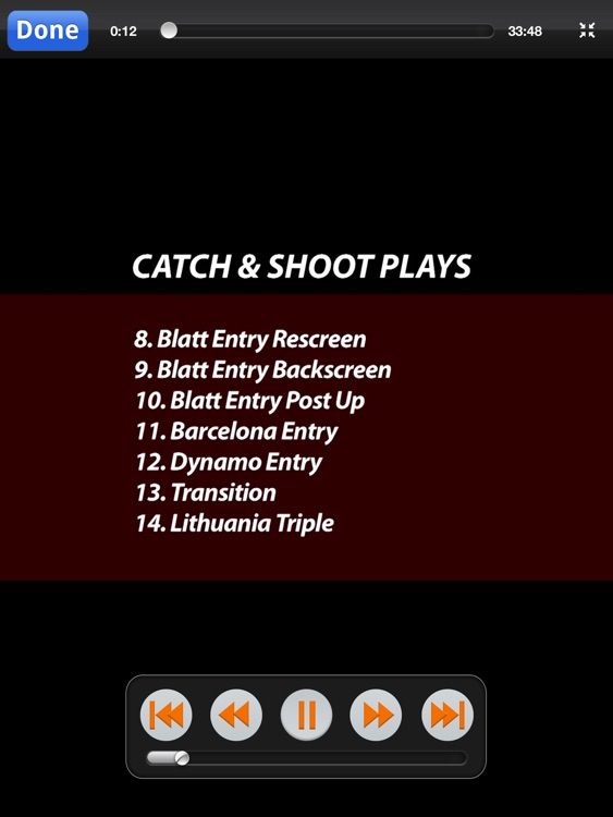 European Set Plays: International Championship Offense - With Coach Lason Perkins - Full Court Basketball Training Instruction - XL screenshot-3