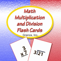 Math Multiplication and Division Flash Cards For 3rd Grade