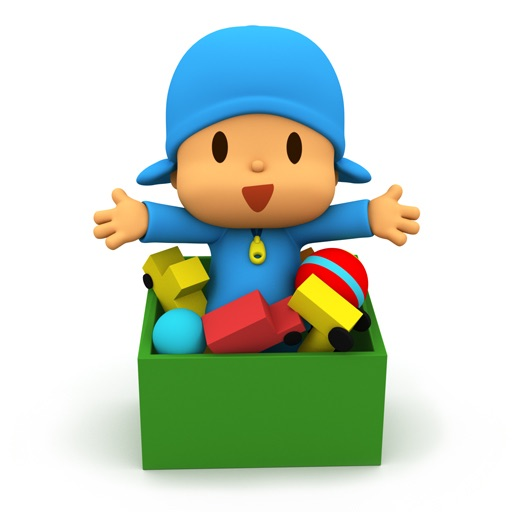 Pocoyo Gamebox