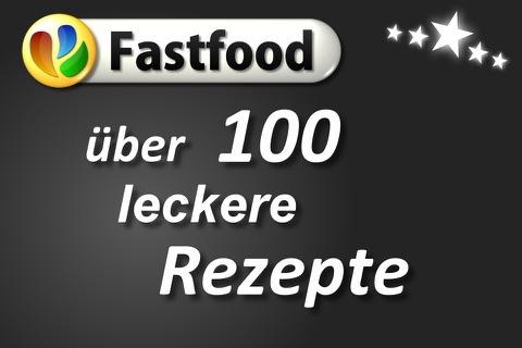 Fastfood HD - 100 Rezepte für Burger & Co screenshot 4
