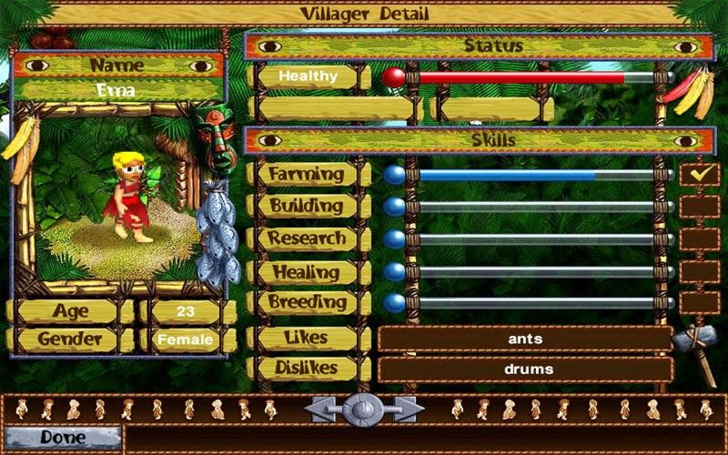 Virtual Villagers - A New Home screenshot 3