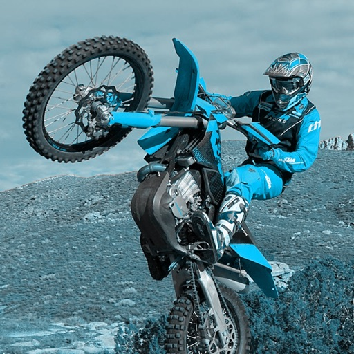 Real Biking 3D - Extreme biking pleasure on the hills! icon
