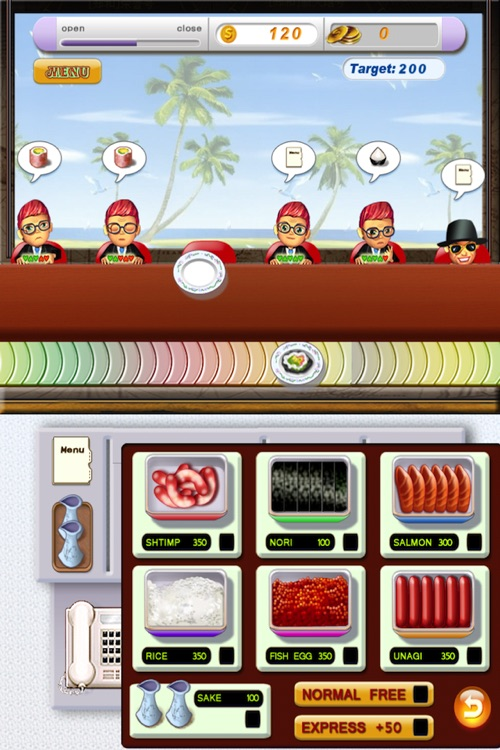 Sushi Matic Lite screenshot-2