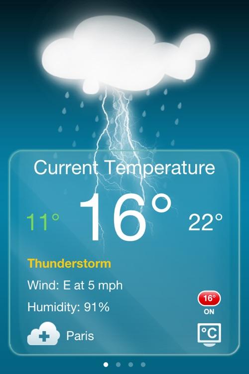 Weather screenshot-3