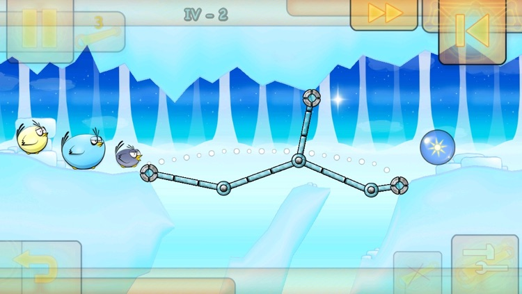 Fat Birds Build a Bridge - FREE screenshot-3