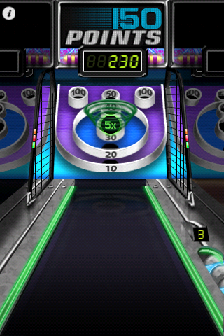 Arcade Bowling™ LITE screenshot three