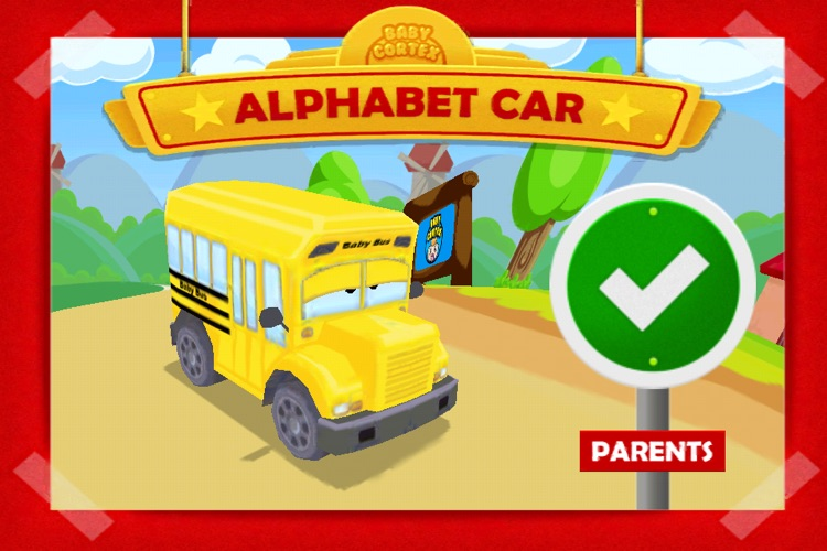 Alphabet Car screenshot-0