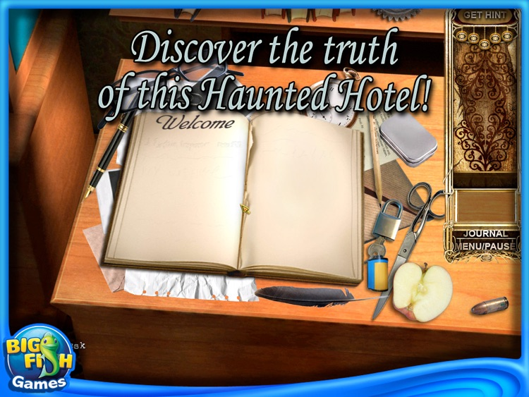 Haunted Hotel II: Believe the Lies HD screenshot-4