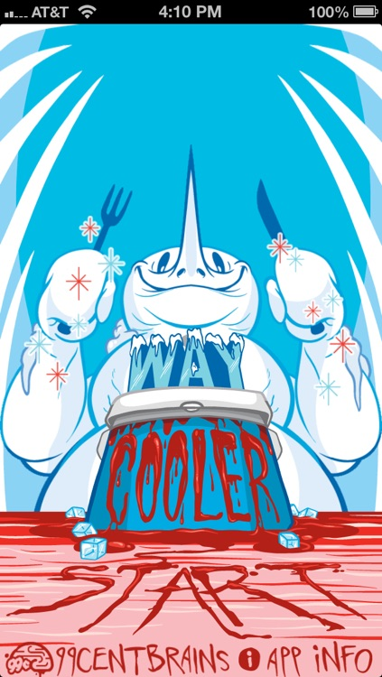 Alex Pardee's WayCooler! screenshot-0