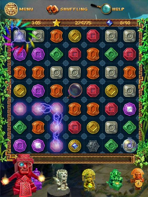 The Treasures of Montezuma HD Lite