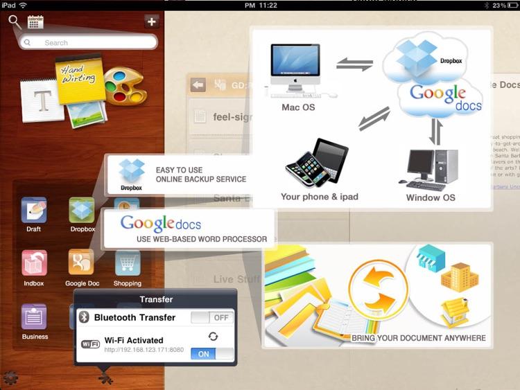 iNoteBox HD screenshot-4