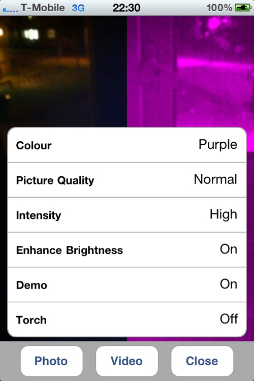 Night Cam Plus screenshot-4