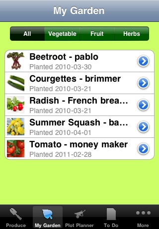 Garden Planner screenshot-2