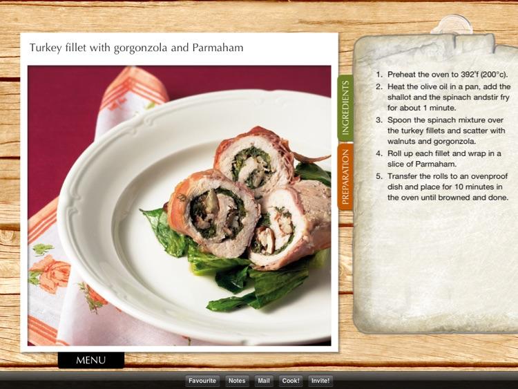 Italian Cookbook+ by Food4Friends screenshot-3
