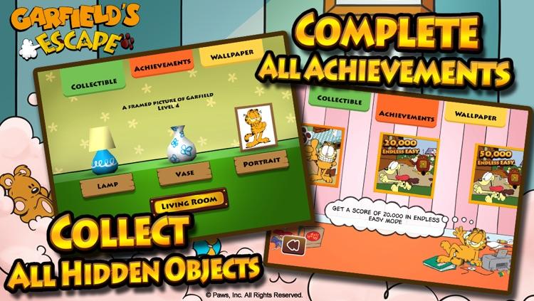 Garfield's Escape screenshot-3