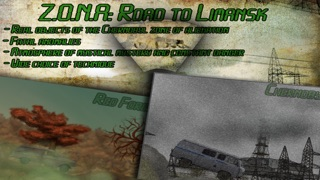 Z.O.N.A: Road to Limanskのおすすめ画像3