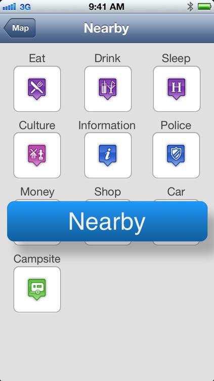 Washington D.C. Offline Map screenshot-3