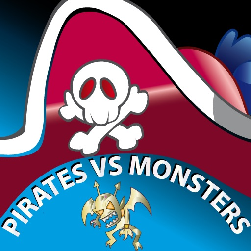 Pirates VS Monsters (No Ads) icon