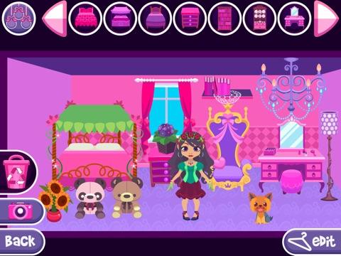 Скачать игру My Princess Castle - Создание кукольный домик и принцесса замок