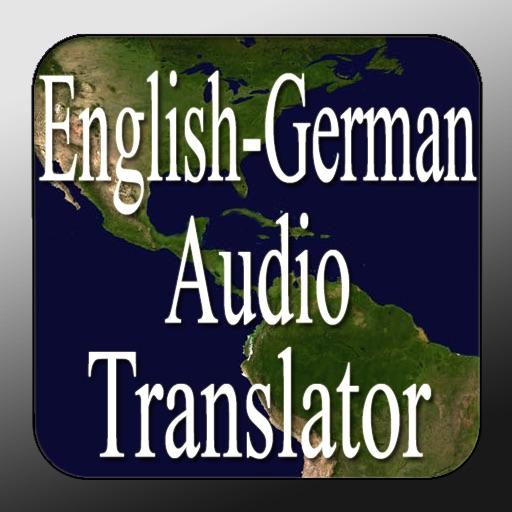 English to German Audio Translator