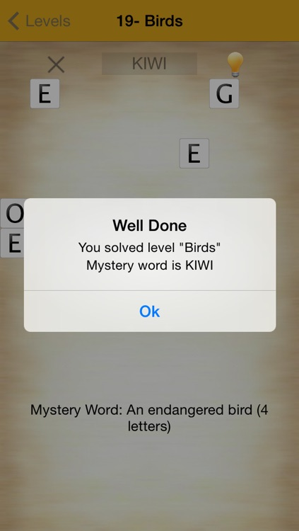Mystery Word: Word Search with a Twist