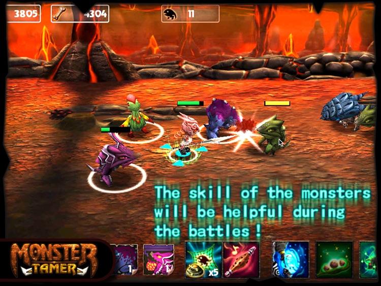 Monster Tamer HD