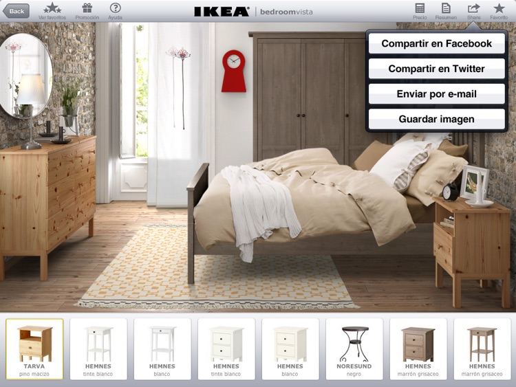 IKEA Bedroom Vista screenshot-4