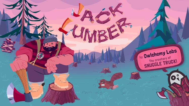 Jack Lumber screenshot-0
