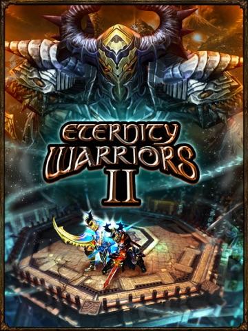 Eternity Warriors 2 на iPad