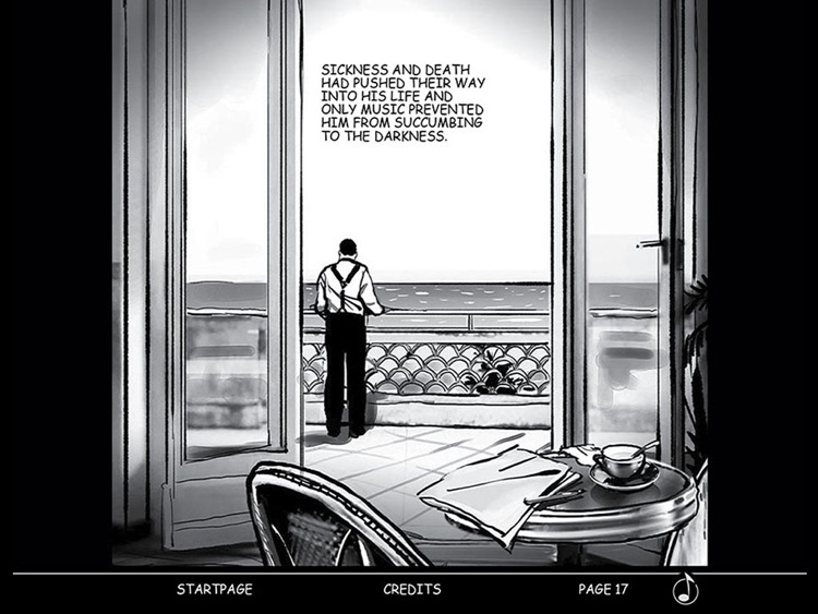 Angel Eyes Interactive Graphic Novel screenshot-2