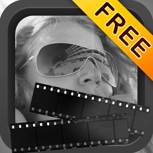 Black and White Camera & Video Free