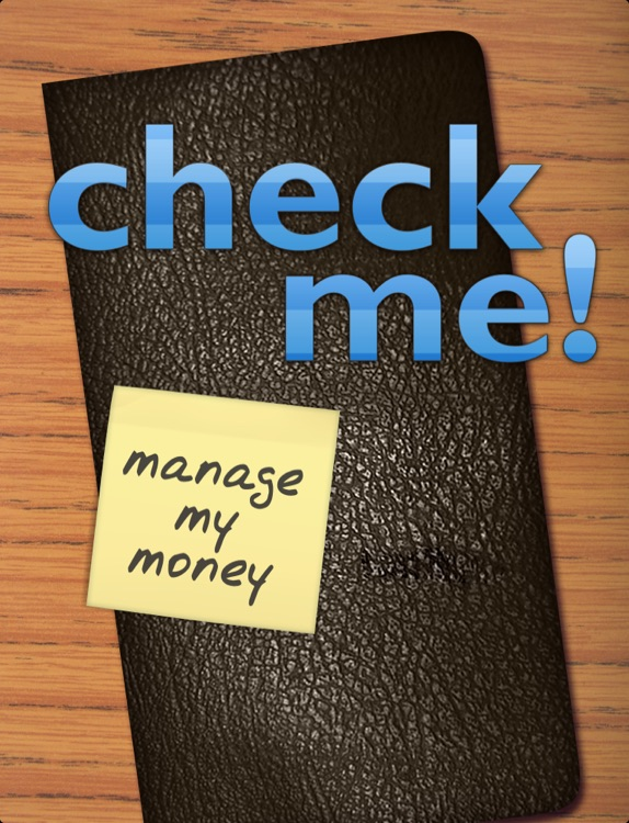 Check Me HD - Manage My Money