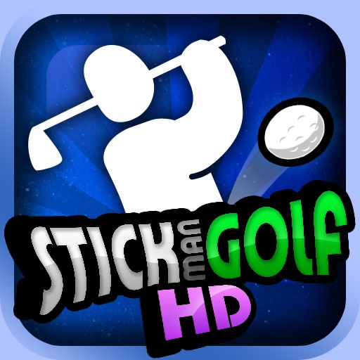 Stickman Golf HD