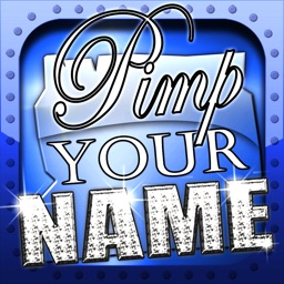 Pimp Your Name – unique backgrounds with YOUR Name!