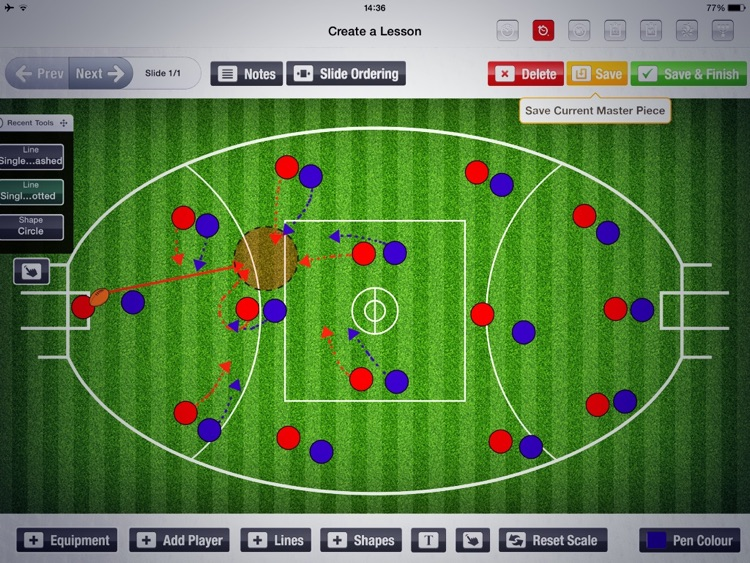 i-Drills PE & Multi Sport Coachs App screenshot-4