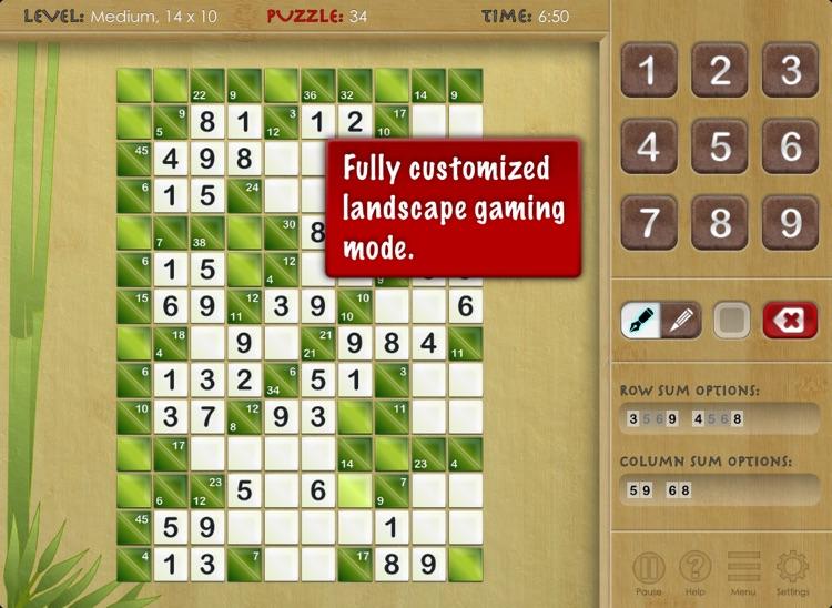 Primo Kakuro HD Lite screenshot-4