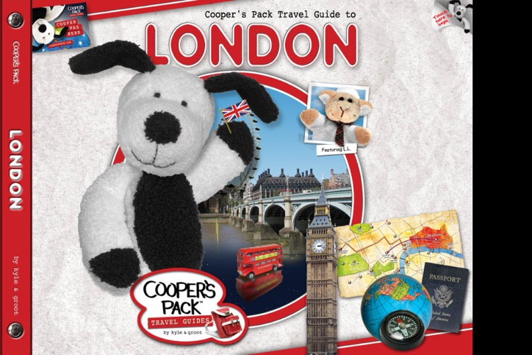 Cooper's Pack – London Children's Travel Guide