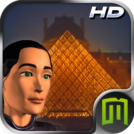 Louvre The Messenger HD icon