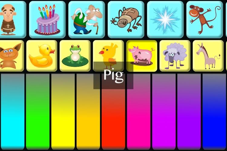 Kids Animal Piano screenshot-4