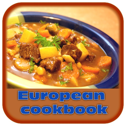 Saturday's menu - European Cookbook icon
