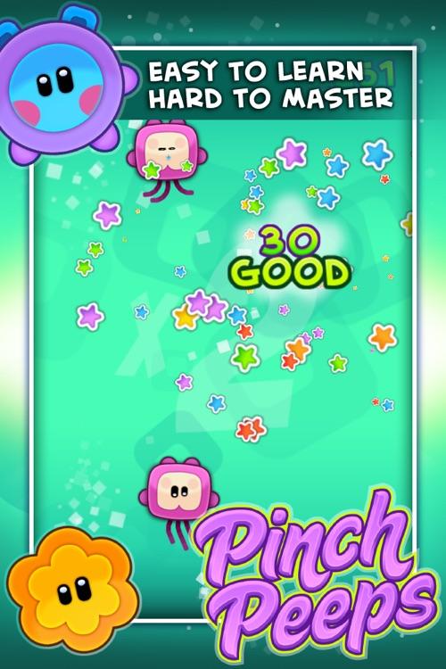 Pinch Peeps screenshot-3
