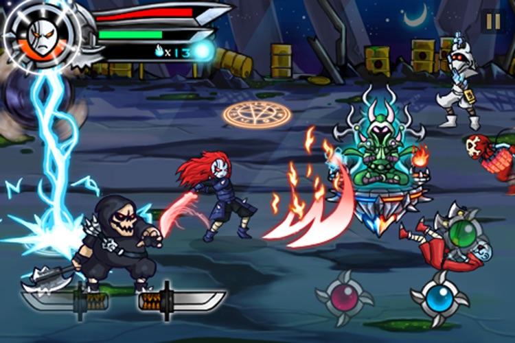 Mask Of Ninja : Last Hero