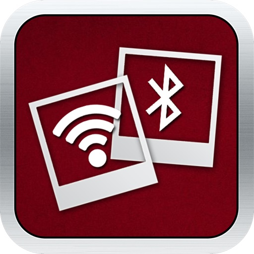 Wifi Photo Share icon