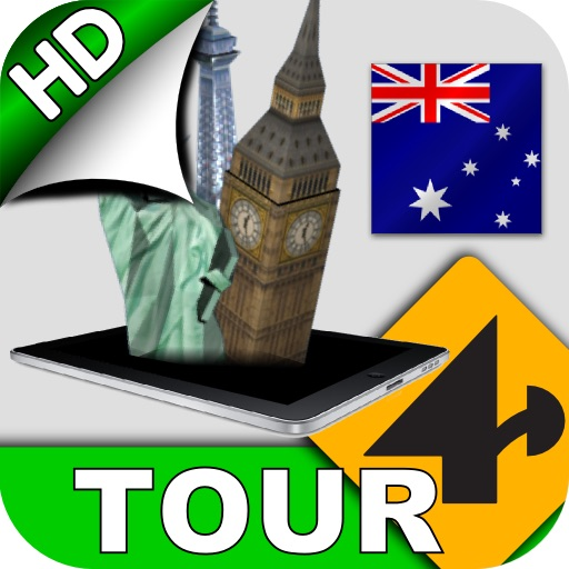 Tour4D Brisbane HD icon